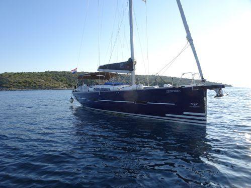 Barca a vela Dufour 520 Grand Large (2018)