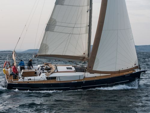 Barca a vela Dufour 460 Grand Large (2017)