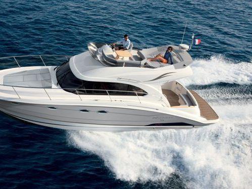 Imbarcazione a motore Beneteau Antares 42 · 2012