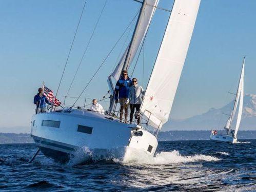 Sailboat Jeanneau Sun Odyssey 490 · 2019