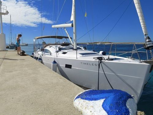 Barca a vela Elan Impression 50 · 2017