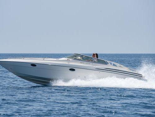 Motorboat Cranchi Z35 · 2004
