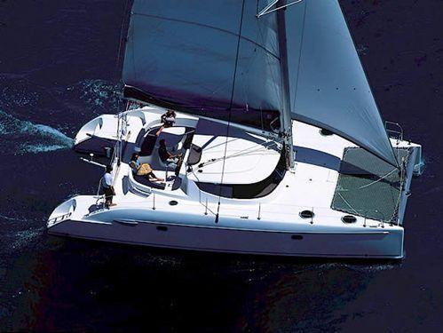 Catamaran Fountaine Pajot Lavezzi 40 · 2004