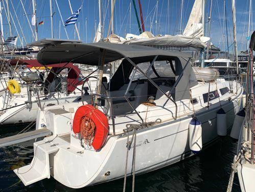 Segelboot Hanse 350 · 2009