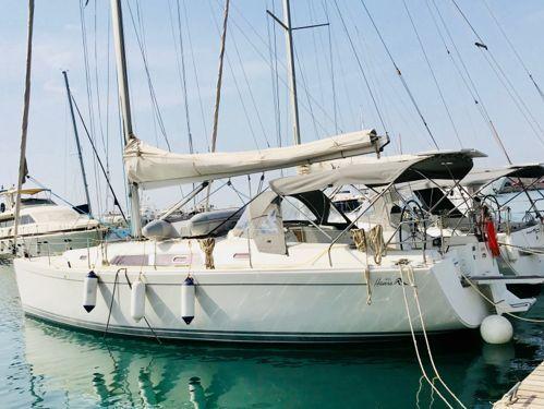 Segelboot Hanse 400 (2008)