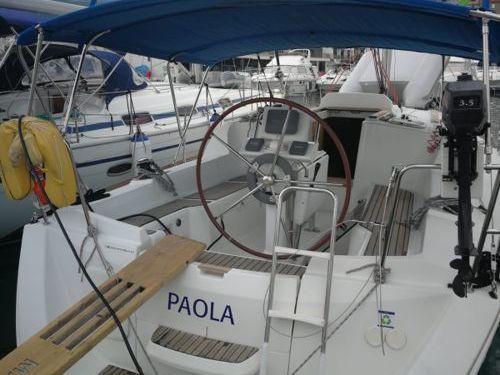Segelboot Jeanneau Sun Odyssey 33 i · 2012
