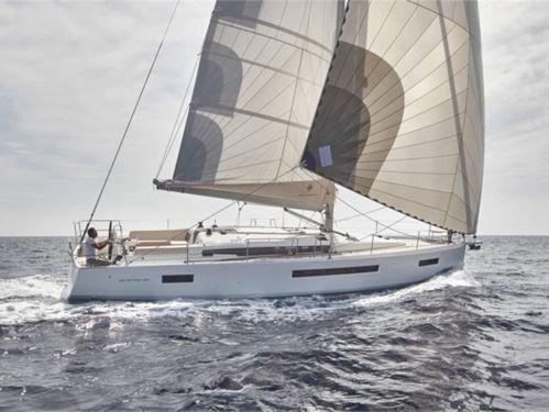 Segelboot Jeanneau Sun Odyssey 490 · 2019