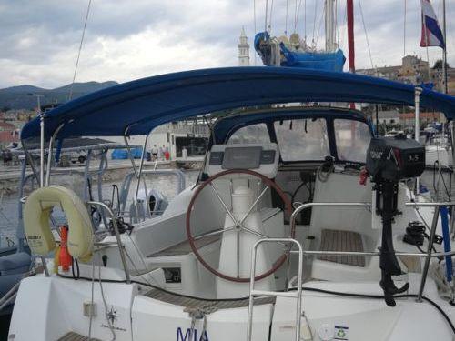 Segelboot Jeanneau Sun Odyssey 36 i (2012)