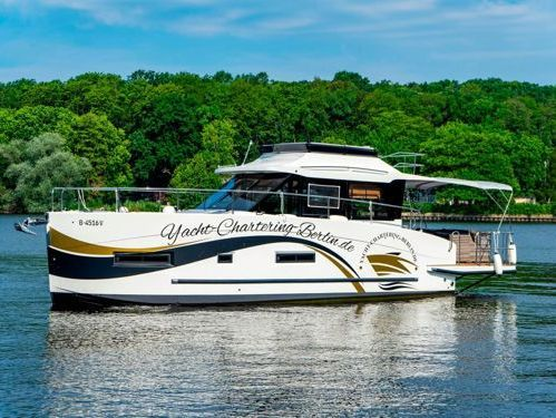 Houseboat Futura 40 Grand Horizon · 2019