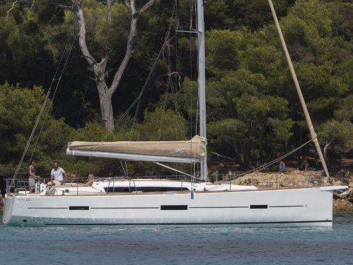 Barca a vela Dufour 460 · 2020