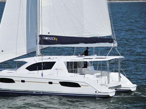 Catamaran Leopard 44 · 2014