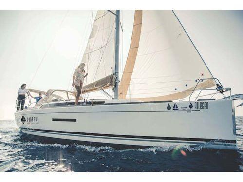 Barca a vela Dufour 382 Grand Large (2014)