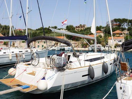 Barca a vela Jeanneau Sun Odyssey 449 (2018)