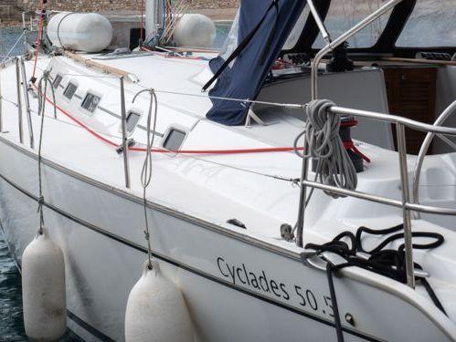 Segelboot Beneteau Cyclades 50.5 · 2007