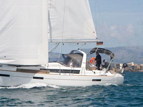 Barca a vela Beneteau Oceanis 41 (2014)