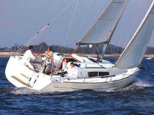 Segelboot Jeanneau Sun Odyssey 36 i · 2010