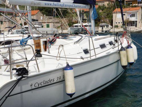 Barca a vela Beneteau Cyclades 39.3 (2007)
