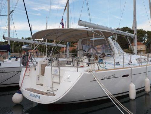 Barca a vela Beneteau Oceanis 50 (2012)