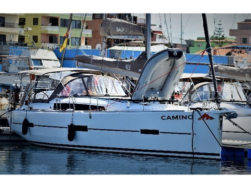 Barca a vela Dufour 412 Grand Large (2017)