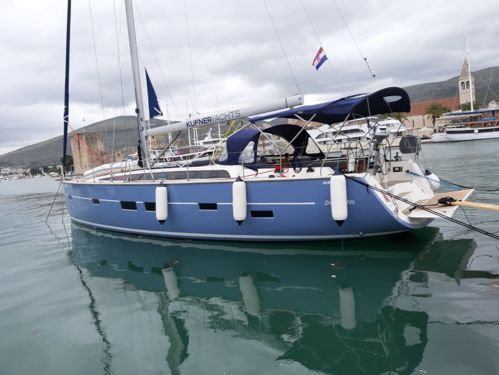 Segelboot D&D Kufner 50 (2019)
