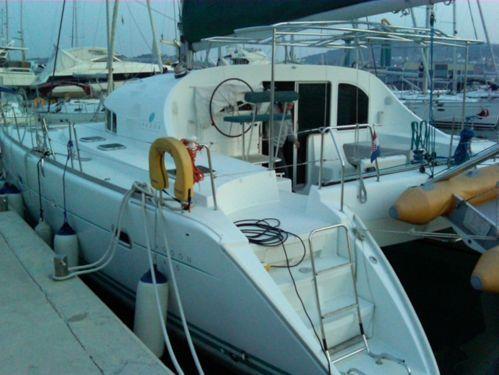 Catamarán Lagoon 410 S2 · 2002