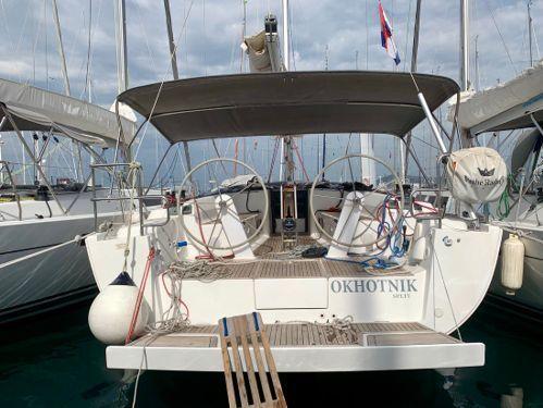 Segelboot Hanse 445 · 2012