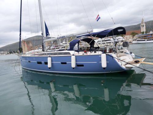 Barca a vela D&D Kufner 50 (2019)