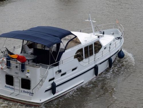 Houseboat BWS 1500 · 2016