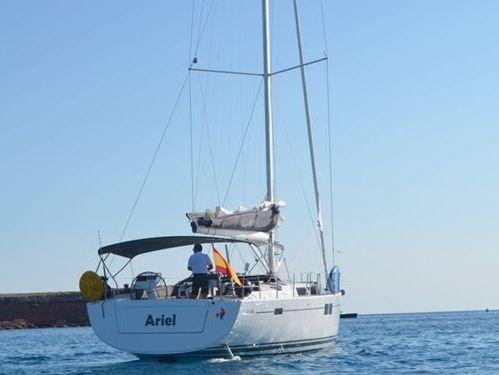 Sailboat Hanse 505 · 2017