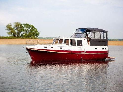 Motorboot Nautiner 40.3 AFT · 2015