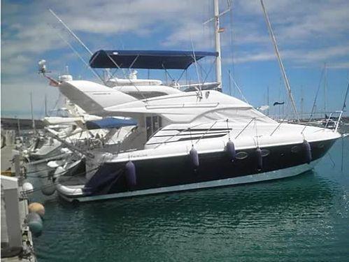 Motorboot Fairline Targa 38 · 1999