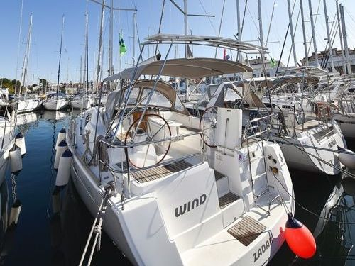 Barca a vela Beneteau Oceanis 40 · 2008