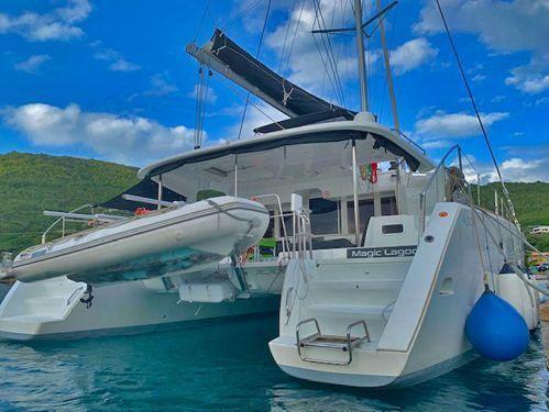 Catamarán Lagoon 450 · 2018
