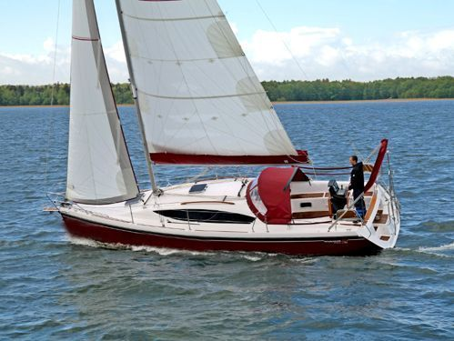 Zeilboot Maxus 33.1 RS (2019)