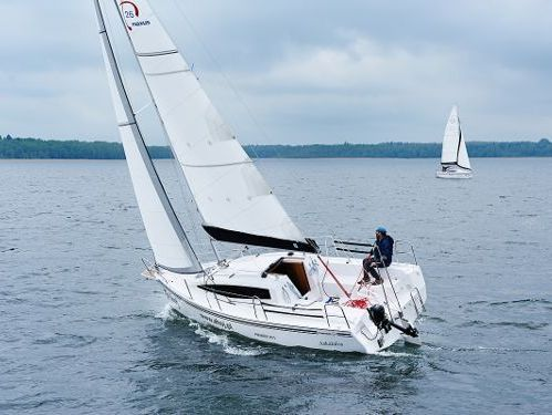 Sailboat Maxus 26 · 2020