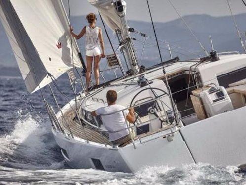 Barca a vela Jeanneau Sun Odyssey 490 · 2019