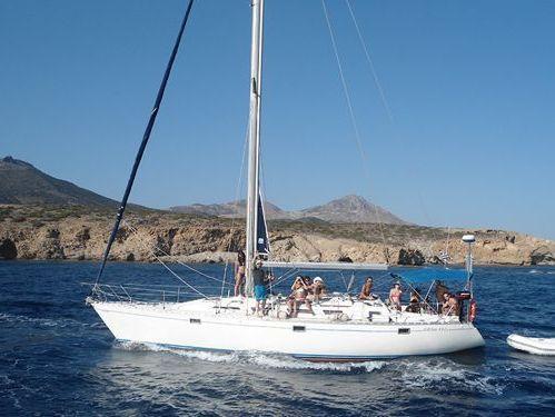Segelboot Dufour Gib Sea 442 · 1990