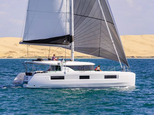 Catamaran Lagoon 46 · 2020