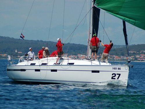 Barca a vela Bavaria Cruiser 40 S (2013)