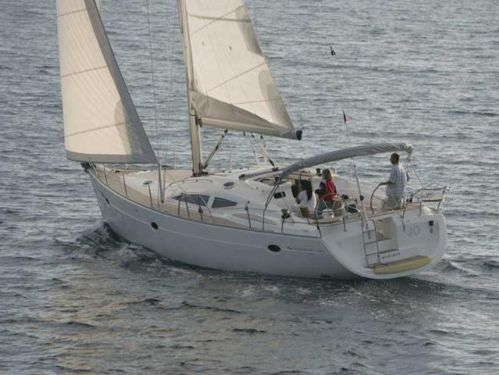 Barca a vela Elan Impression 434 · 2007
