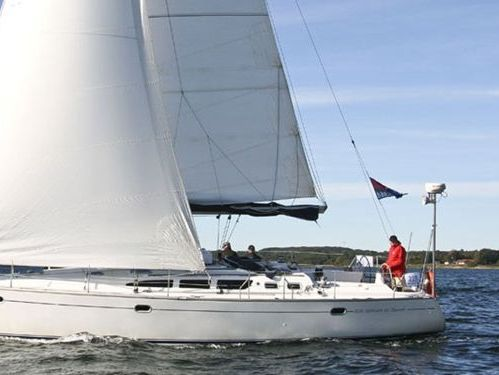 Segelboot Jeanneau Sun Odyssey 43 (2004)