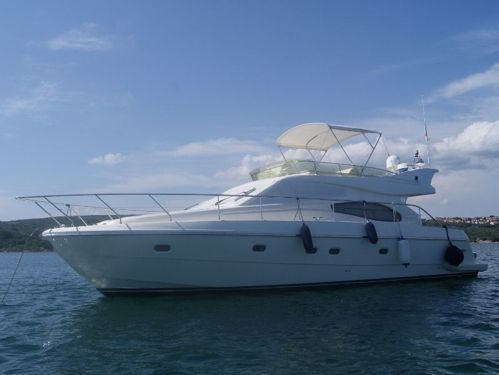 Imbarcazione a motore Ferretti 460 (2004)