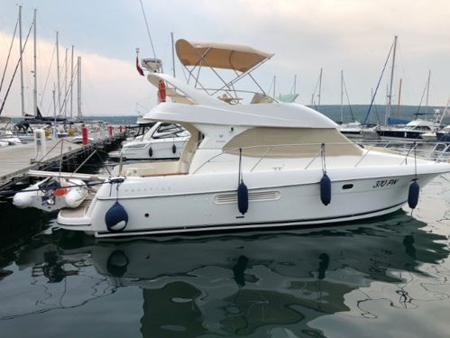 Imbarcazione a motore Jeanneau Prestige 36 Fly (2009)