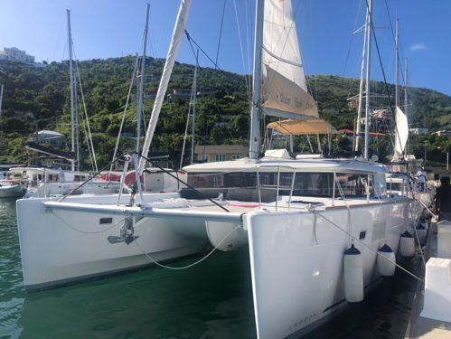 Catamaran Lagoon 450 F · 2018