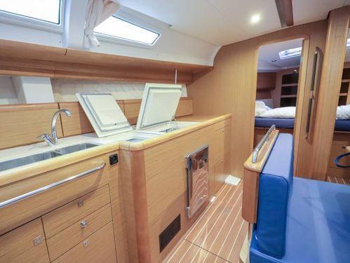 Zeilboot Jeanneau Sun Odyssey 44 i · 2010