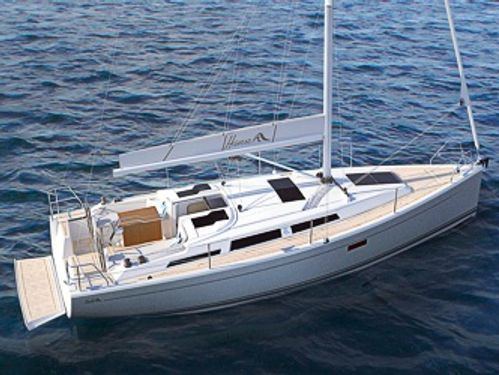 Barca a vela Hanse 348 · 2019