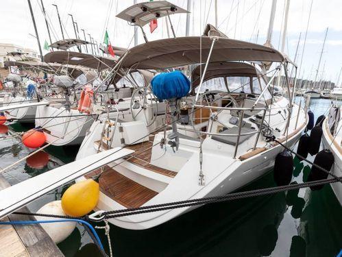Barca a vela Jeanneau Sun Odyssey 44 i (2010)