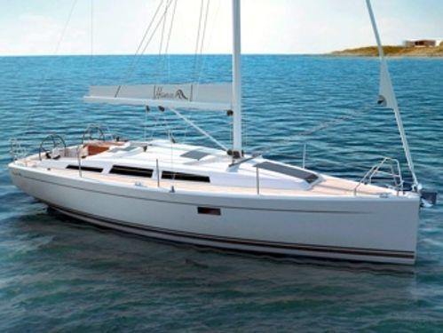 Zeilboot Hanse 348 · 2019