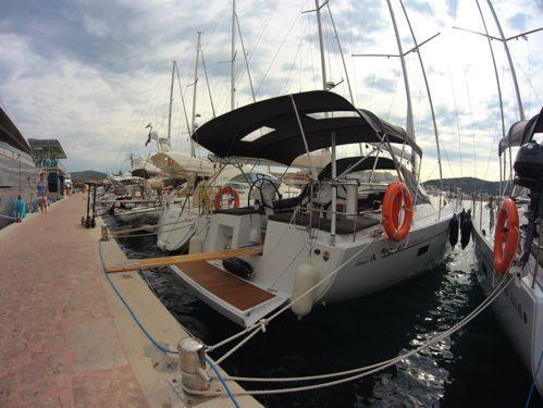 Barca a vela Hanse 455 (2018)