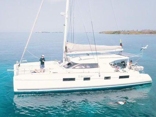 Catamarán Nautitech 482 · 2016